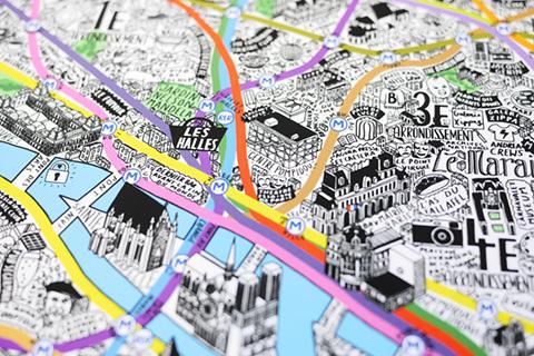 Карта от Дженни Спаркс не