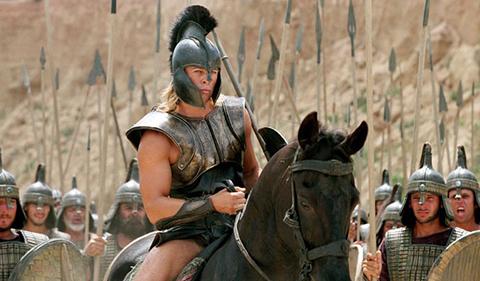 Фильмы о древнегреческой мифологии